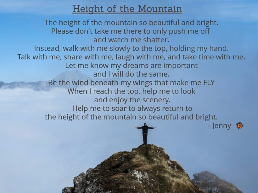height of the mountain (4)